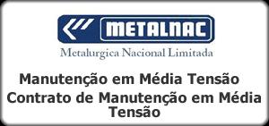Metalnac Metalurgica Nacional Limitada
